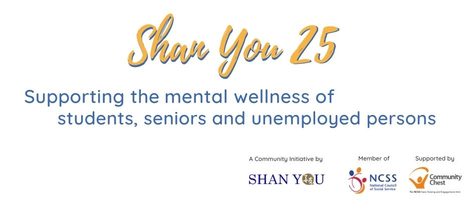 Shan You 25 – Affordable Professional Counselling